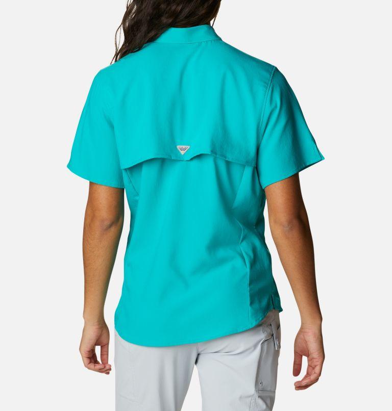 Womens Tamiami™ II SS Shirt   360   L Women's PFG Tamiami™ II Short Sleeve Shirt, Tropic Water, back