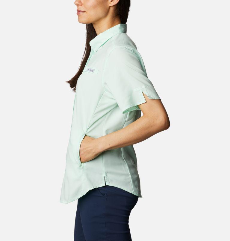 Womens Tamiami™ II SS Shirt | 383 | XXL Women's PFG Tamiami™ II Short Sleeve Shirt, Light Mint, a1