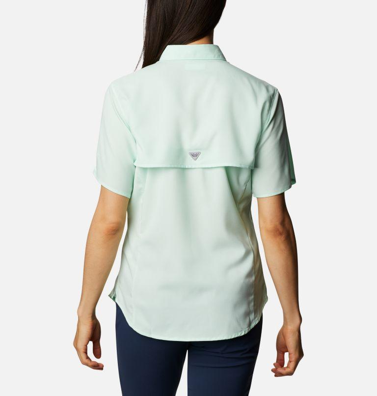 Womens Tamiami™ II SS Shirt | 383 | XXL Women's PFG Tamiami™ II Short Sleeve Shirt, Light Mint, back