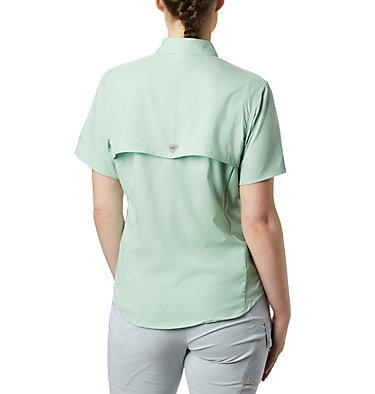 Women's PFG Tamiami™ II Short Sleeve Shirt Womens Tamiami™ II SS Shirt | 658 | L, New Mint, back