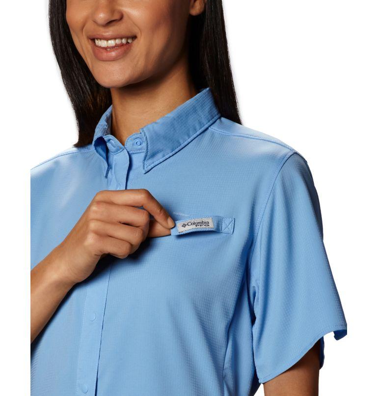 Womens Tamiami™ II SS Shirt | 450 | L Women's PFG Tamiami™ II Short Sleeve Shirt, White Cap, a2