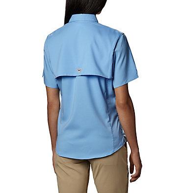 Women's PFG Tamiami™ II Short Sleeve Shirt Womens Tamiami™ II SS Shirt | 658 | L, White Cap, back