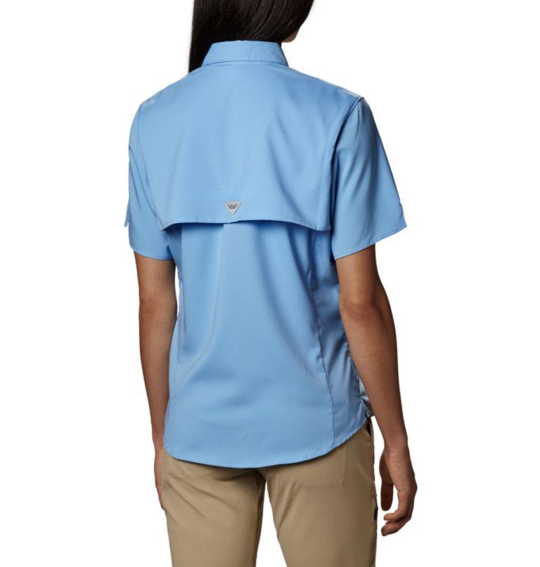 Womens Tamiami™ II SS Shirt | 450 | L Women's PFG Tamiami™ II Short Sleeve Shirt, White Cap, back