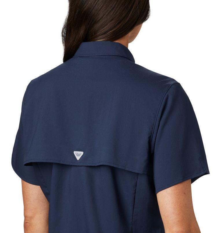Womens Tamiami™ II SS Shirt | 464 | M Women's PFG Tamiami™ II Short Sleeve Shirt, Collegiate Navy, a3