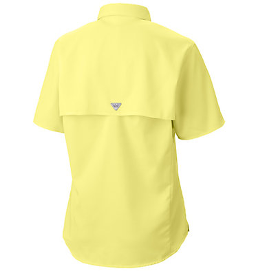 Women's PFG Tamiami™ II Short Sleeve Shirt Womens Tamiami™ II SS Shirt | 658 | L, Sunnyside, back
