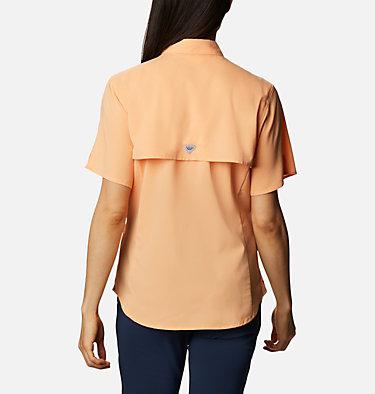 Women's PFG Tamiami™ II Short Sleeve Shirt Womens Tamiami™ II SS Shirt | 856 | L, Light Juice, back
