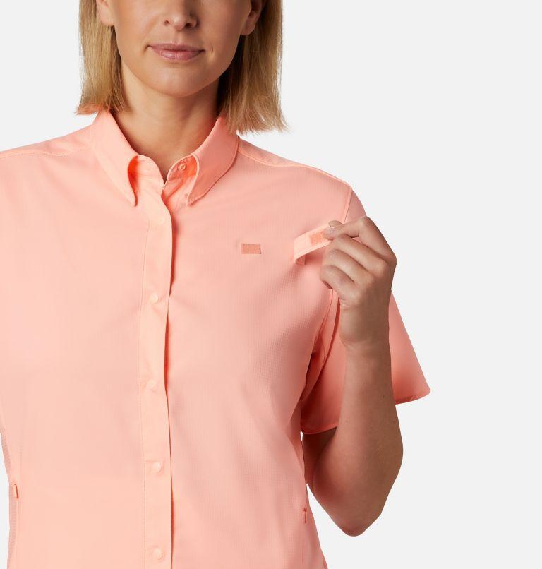 Womens Tamiami™ II SS Shirt | 884 | L Women's PFG Tamiami™ II Short Sleeve Shirt, Tiki Pink, a2