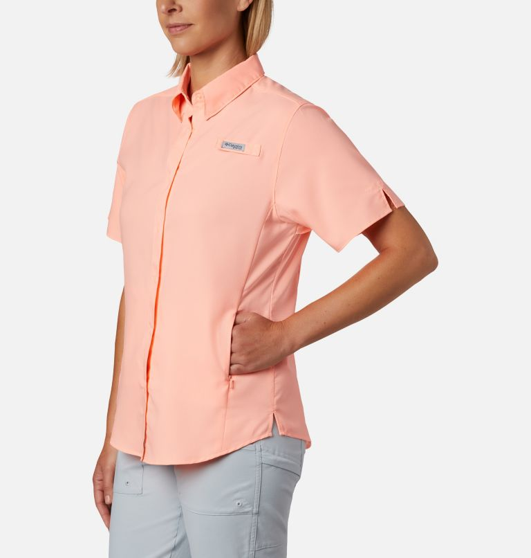 Women's PFG Tamiami™ II Short Sleeve Shirt Women's PFG Tamiami™ II Short Sleeve Shirt, a3