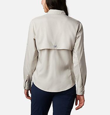 Women's PFG Tamiami™ II Long Sleeve Shirt Womens Tamiami™ II LS Shirt   658   L, Light Cloud, back