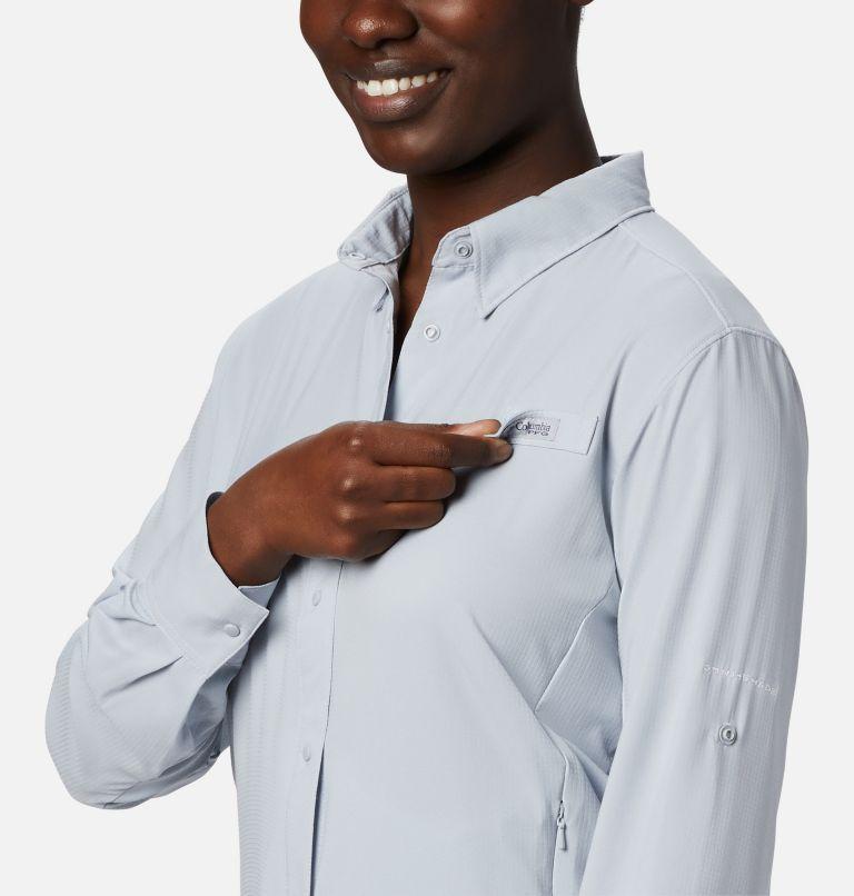 Womens Tamiami™ II LS Shirt | 031 | XXL Women's PFG Tamiami™ II Long Sleeve Shirt, Cirrus Grey, a3