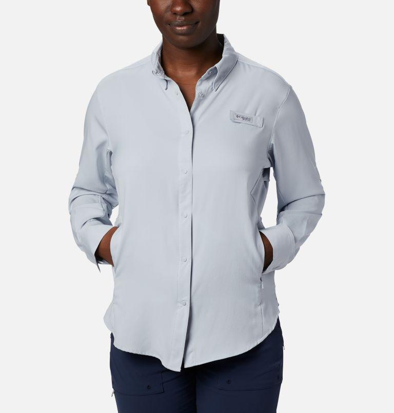 Womens Tamiami™ II LS Shirt | 031 | XXL Women's PFG Tamiami™ II Long Sleeve Shirt, Cirrus Grey, a4
