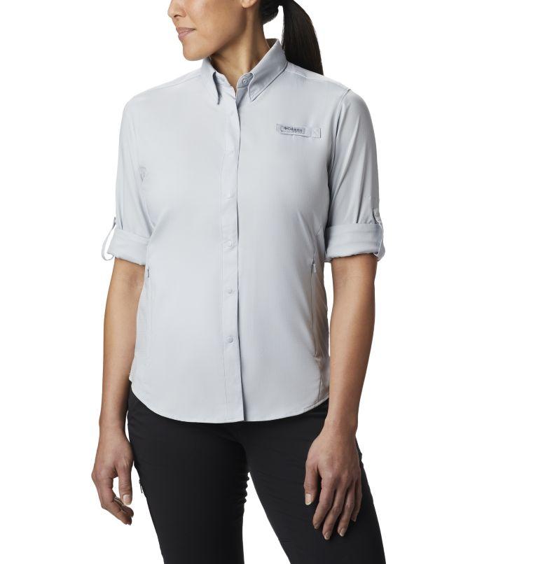 Womens Tamiami™ II LS Shirt | 031 | XXL Women's PFG Tamiami™ II Long Sleeve Shirt, Cirrus Grey, a6