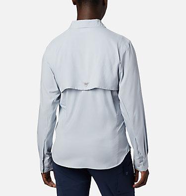 Women's PFG Tamiami™ II Long Sleeve Shirt Womens Tamiami™ II LS Shirt   658   L, Cirrus Grey, back