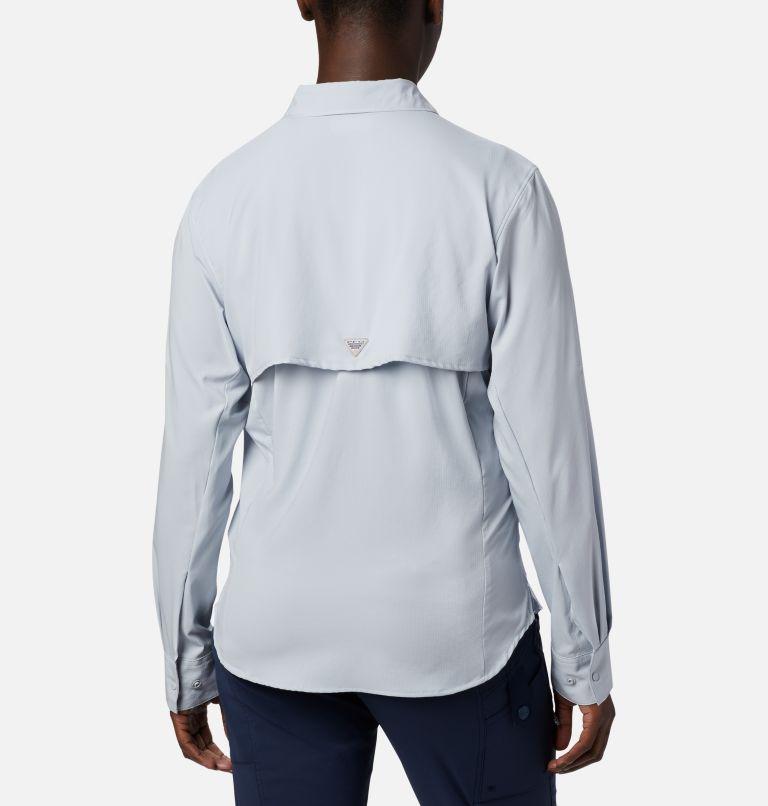 Womens Tamiami™ II LS Shirt | 031 | XXL Women's PFG Tamiami™ II Long Sleeve Shirt, Cirrus Grey, back
