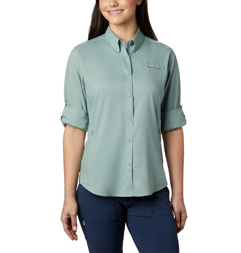Women's PFG Tamiami™ II Long Sleeve Shirt Women's PFG Tamiami™ II Long Sleeve Shirt, a4