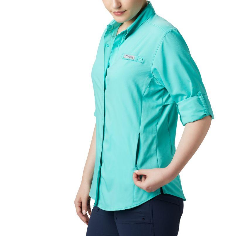 Womens Tamiami™ II LS Shirt | 356 | XXL Women's PFG Tamiami™ II Long Sleeve Shirt, Dolphin, a2