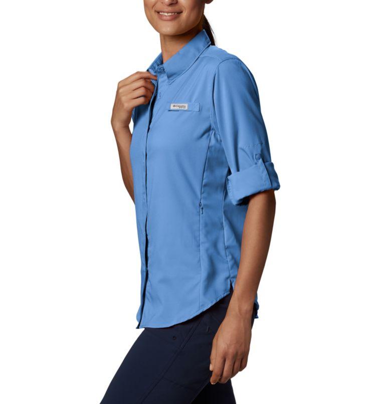 Womens Tamiami™ II LS Shirt   450   XXL Women's PFG Tamiami™ II Long Sleeve Shirt, White Cap, a4
