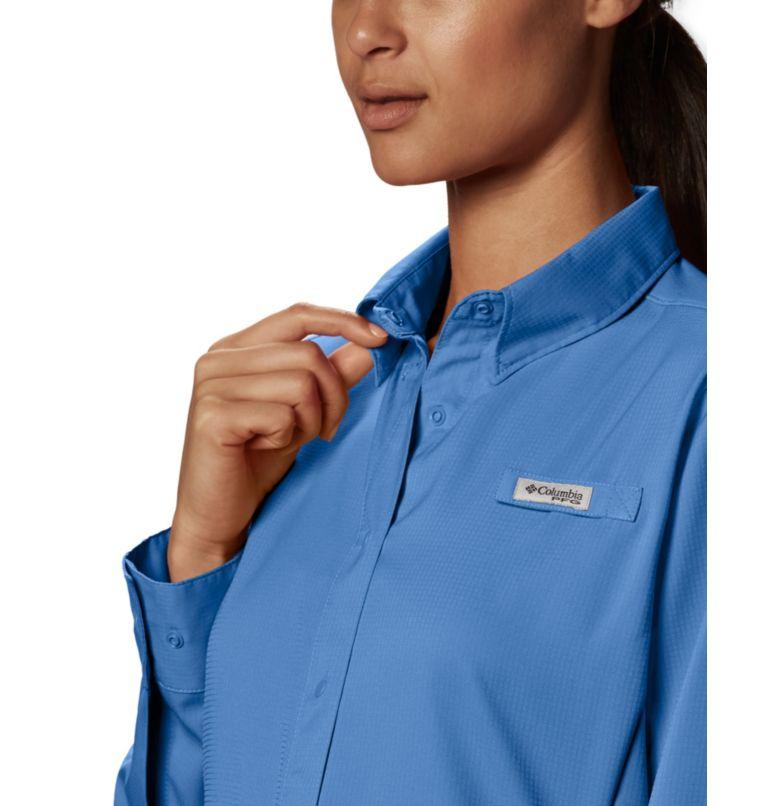 Womens Tamiami™ II LS Shirt   450   XXL Women's PFG Tamiami™ II Long Sleeve Shirt, White Cap, a6