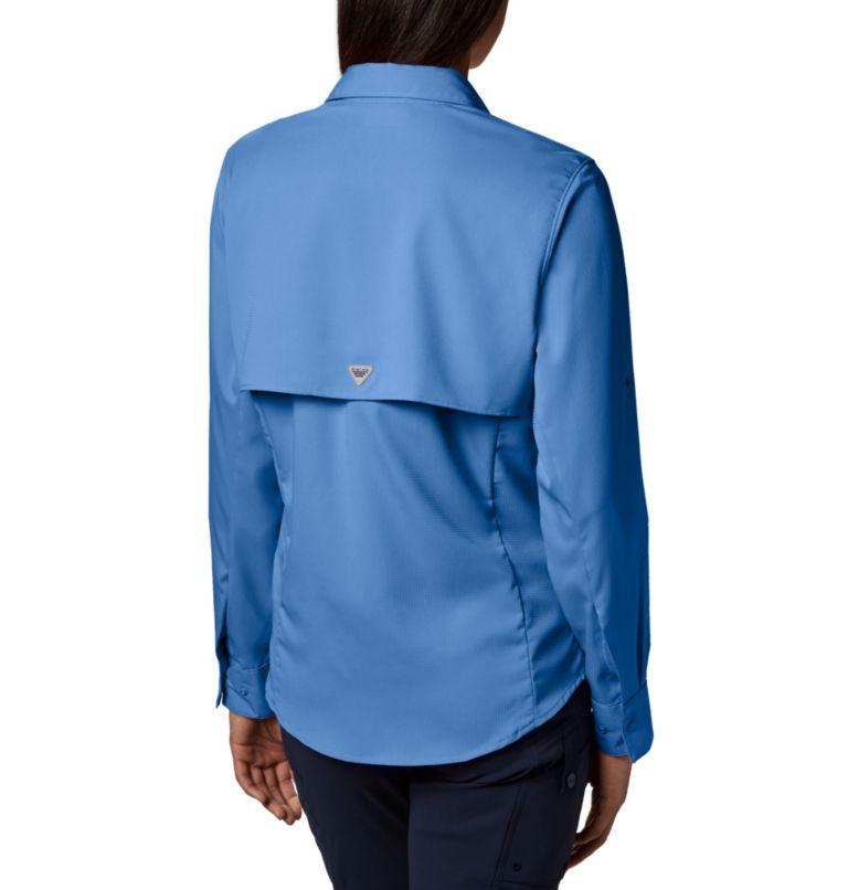 Womens Tamiami™ II LS Shirt   450   XXL Women's PFG Tamiami™ II Long Sleeve Shirt, White Cap, back