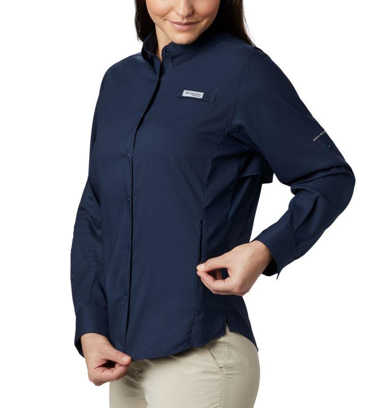 Womens Tamiami™ II LS Shirt   464   XXL Women's PFG Tamiami™ II Long Sleeve Shirt, Collegiate Navy, a3