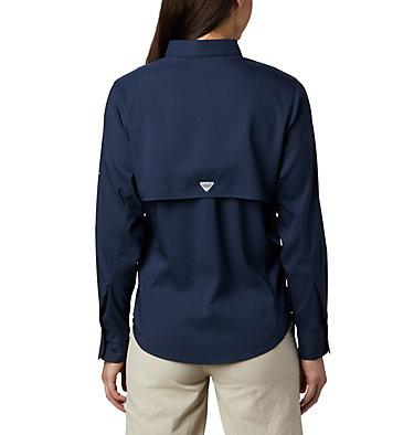 Women's PFG Tamiami™ II Long Sleeve Shirt Womens Tamiami™ II LS Shirt | 010 | XXL, Collegiate Navy, back