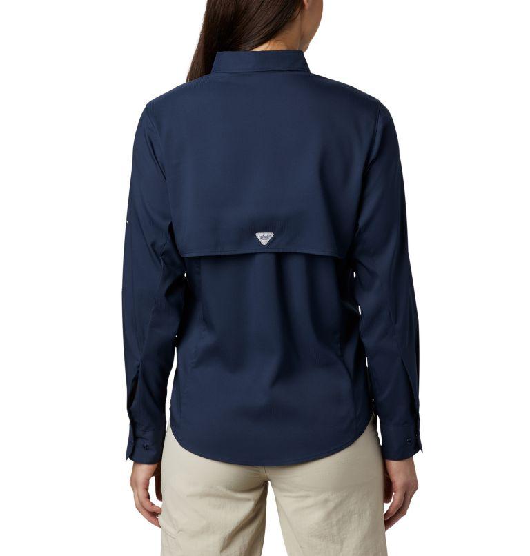 Womens Tamiami™ II LS Shirt   464   XXL Women's PFG Tamiami™ II Long Sleeve Shirt, Collegiate Navy, back