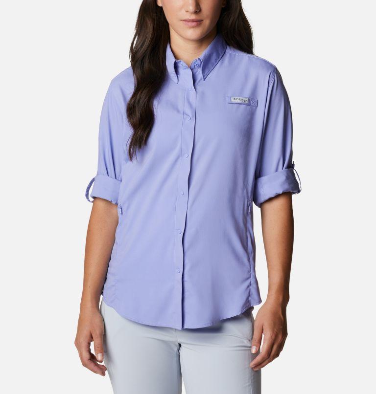 Womens Tamiami™ II LS Shirt | 526 | L Women's PFG Tamiami™ II Long Sleeve Shirt, Fairytale, a4