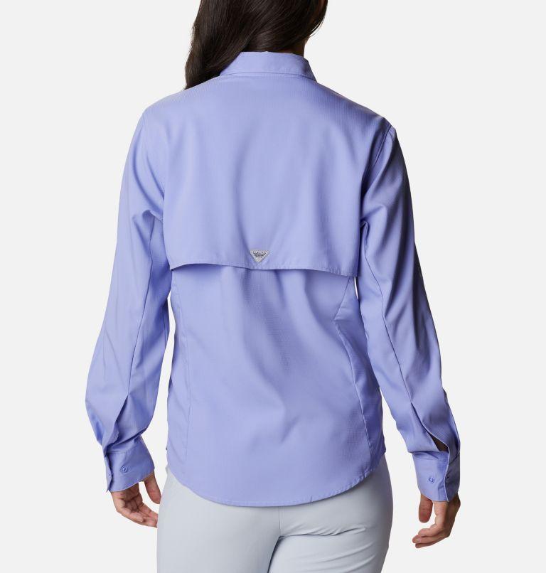 Womens Tamiami™ II LS Shirt | 526 | L Women's PFG Tamiami™ II Long Sleeve Shirt, Fairytale, back