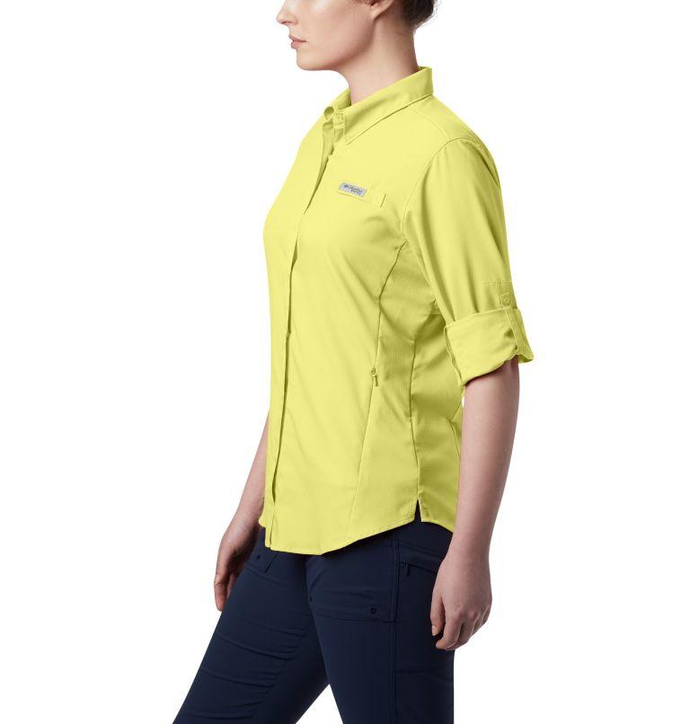 Womens Tamiami™ II LS Shirt | 757 | L Women's PFG Tamiami™ II Long Sleeve Shirt, Sunnyside, a3