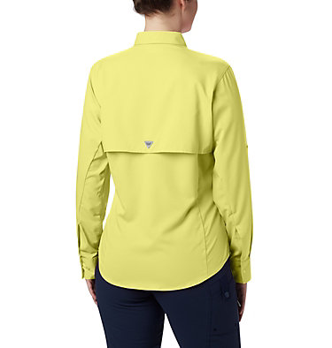 Women's PFG Tamiami™ II Long Sleeve Shirt Womens Tamiami™ II LS Shirt | 658 | L, Sunnyside, back