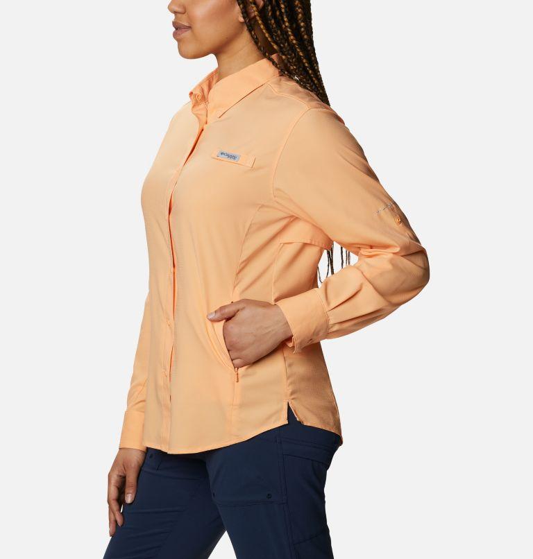 Womens Tamiami™ II LS Shirt | 856 | M Women's PFG Tamiami™ II Long Sleeve Shirt, Light Juice, a1