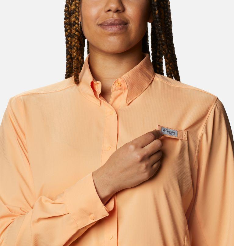 Womens Tamiami™ II LS Shirt | 856 | M Women's PFG Tamiami™ II Long Sleeve Shirt, Light Juice, a2