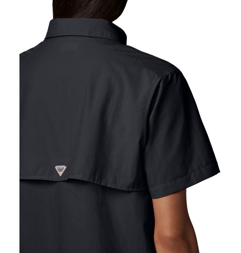 Womens Bahama™ SS | 010 | M Women's PFG Bahama™ Short Sleeve Shirt, Black, a5