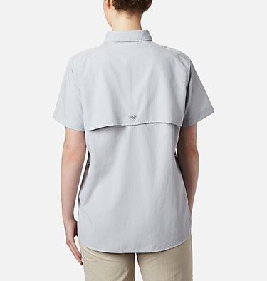 Women's PFG Bahama™ Short Sleeve Shirt Womens Bahama™ SS | 475 | XS, Cirrus Grey, back