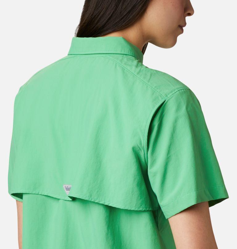 Womens Bahama™ SS | 322 | S Women's PFG Bahama™ Short Sleeve Shirt, Emerald City, a3