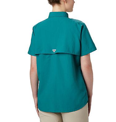 Women's PFG Bahama™ Short Sleeve Shirt Womens Bahama™ SS   475   XS, Waterfall, back