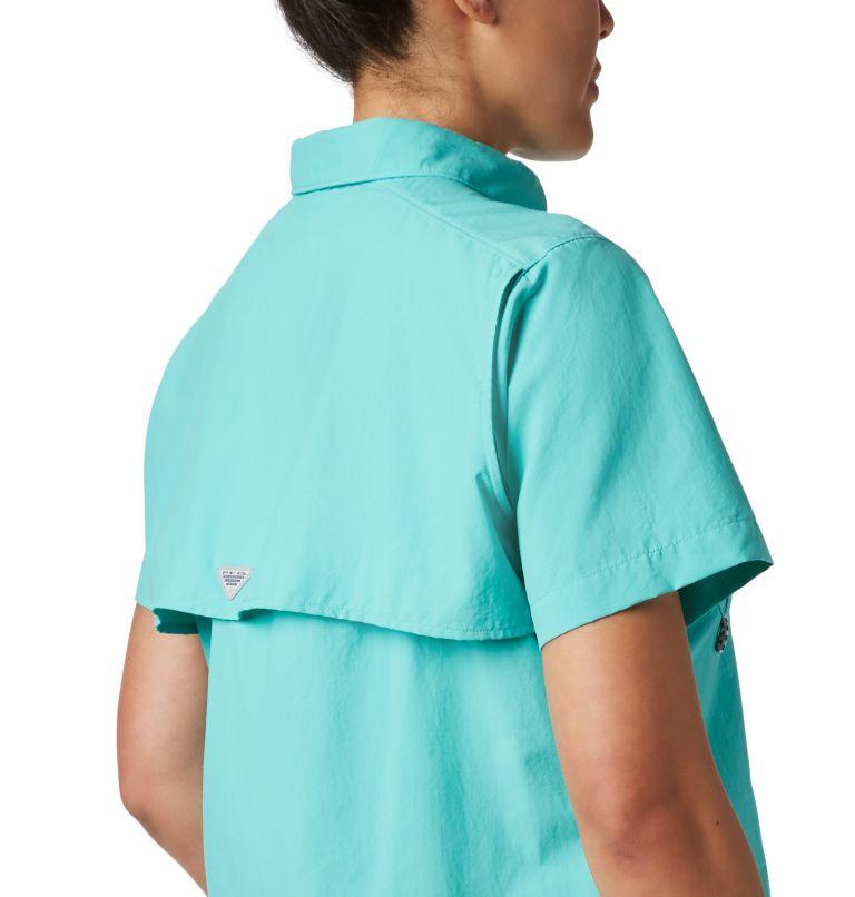 Womens Bahama™ SS | 356 | S Women's PFG Bahama™ Short Sleeve Shirt, Dolphin, a1
