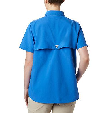Women's PFG Bahama™ Short Sleeve Shirt Womens Bahama™ SS | 475 | XS, Stormy Blue, back