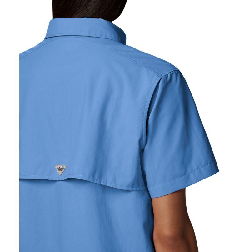 Womens Bahama™ SS   450   XS Women's PFG Bahama™ Short Sleeve Shirt, White Cap, a3
