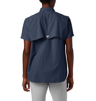 Women's PFG Bahama™ Short Sleeve Shirt Womens Bahama™ SS | 475 | XS, Collegiate Navy, back
