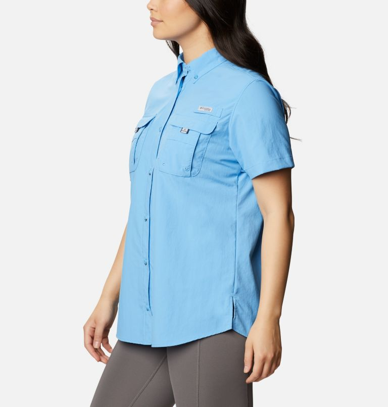 Womens Bahama™ SS | 475 | S Women's PFG Bahama™ Short Sleeve Shirt, Yacht, a1