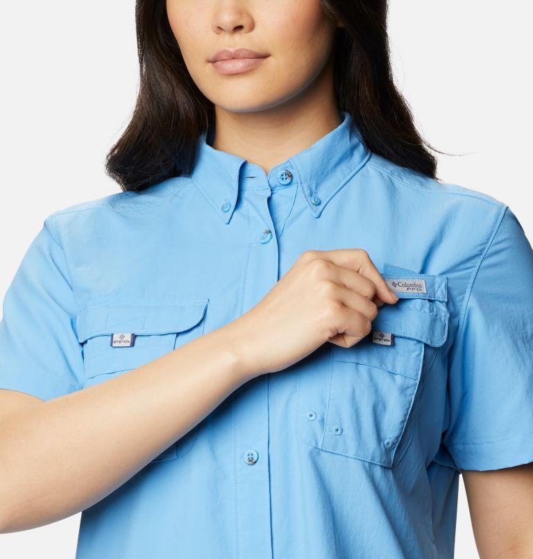 Womens Bahama™ SS | 475 | S Women's PFG Bahama™ Short Sleeve Shirt, Yacht, a2
