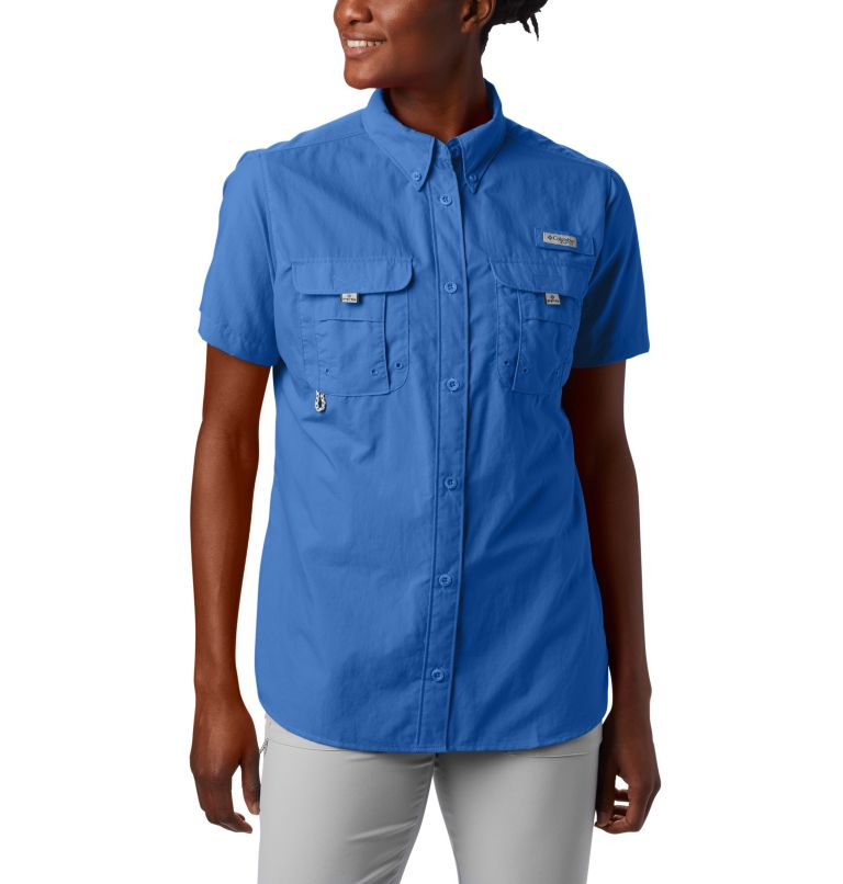 Women's PFG Bahama™ Short Sleeve Shirt Women's PFG Bahama™ Short Sleeve Shirt, front