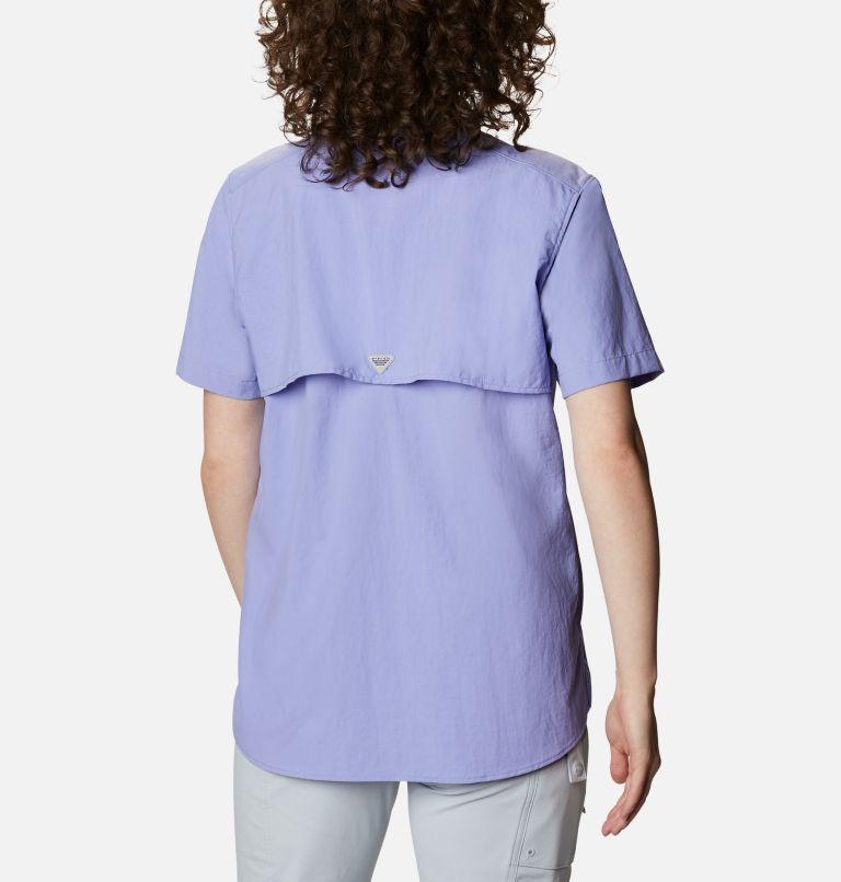 Womens Bahama™ SS | 526 | S Women's PFG Bahama™ Short Sleeve Shirt, Fairytale, back