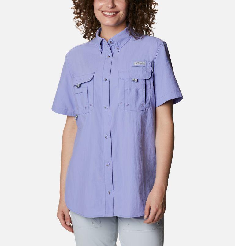 Womens Bahama™ SS | 526 | S Women's PFG Bahama™ Short Sleeve Shirt, Fairytale, front