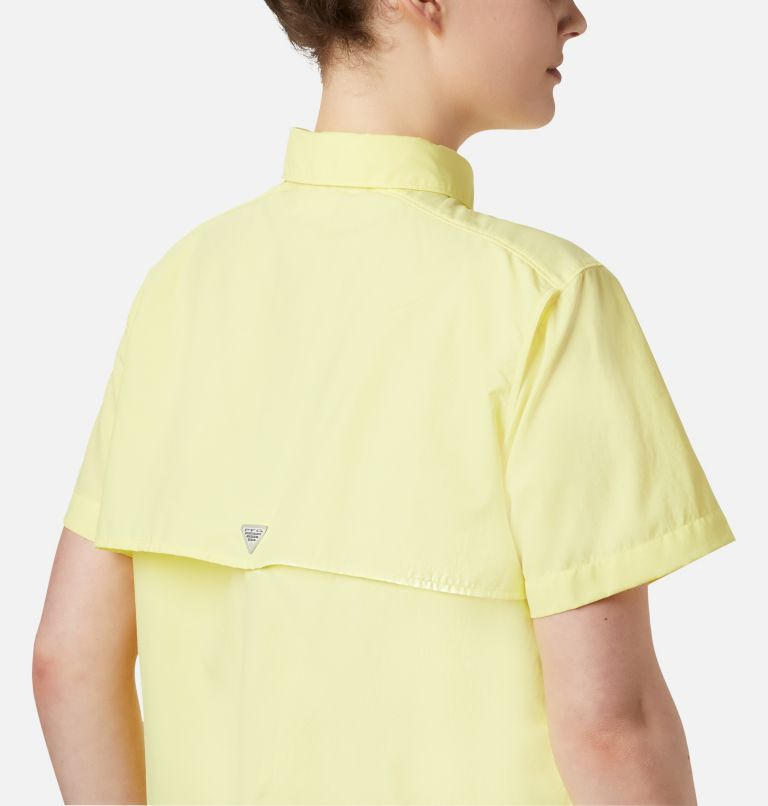 Womens Bahama™ SS | 757 | S Women's PFG Bahama™ Short Sleeve Shirt, Sunnyside, a1