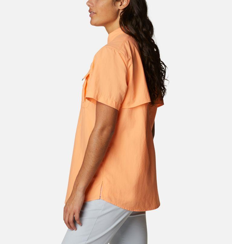 Womens Bahama™ SS | 873 | S Women's PFG Bahama™ Short Sleeve Shirt, Bright Nectar, a1