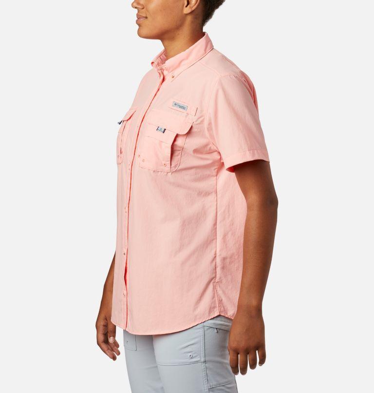 Womens Bahama™ SS | 884 | M Women's PFG Bahama™ Short Sleeve Shirt, Tiki Pink, a1