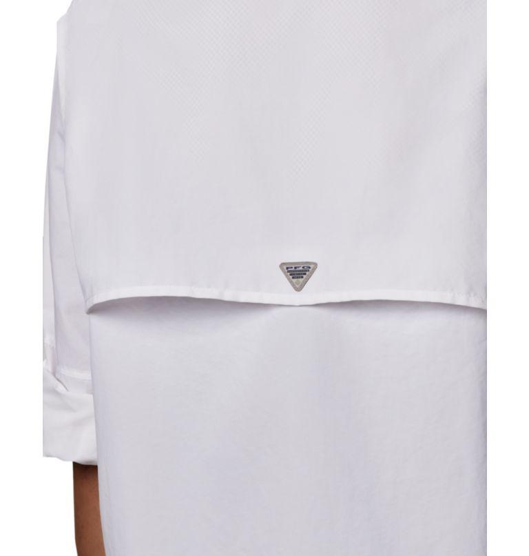 Womens Bahama™ LS | 100 | L Women's PFG Bahama™ Long Sleeve Shirt, White, a6