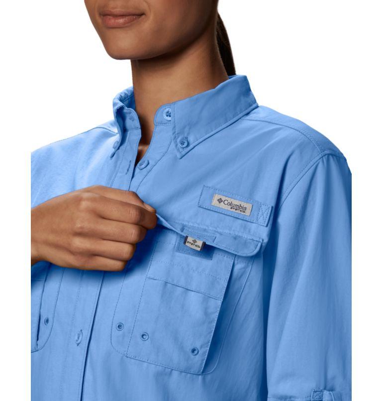 Womens Bahama™ LS | 450 | XS Women's PFG Bahama™ Long Sleeve Shirt, White Cap, a5